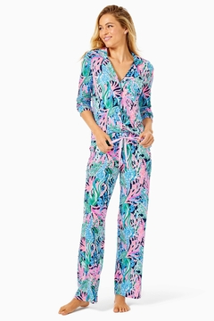 Lilly Pulitzer Pj Knit Pant - Product List Image