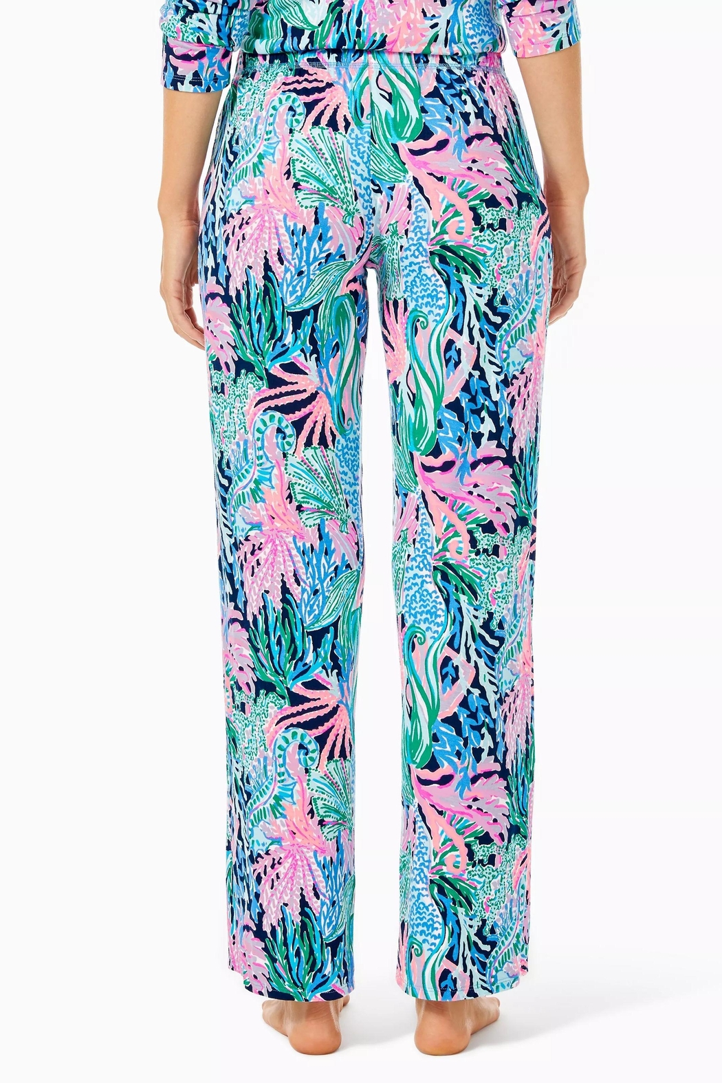 Lilly Pulitzer Pj Knit Pant - Front Full Image