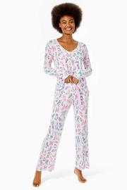 Lilly Pulitzer Pj Knit Pant - Product Mini Image