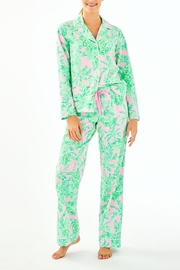 Lilly Pulitzer Pj Knit Pant - Back cropped
