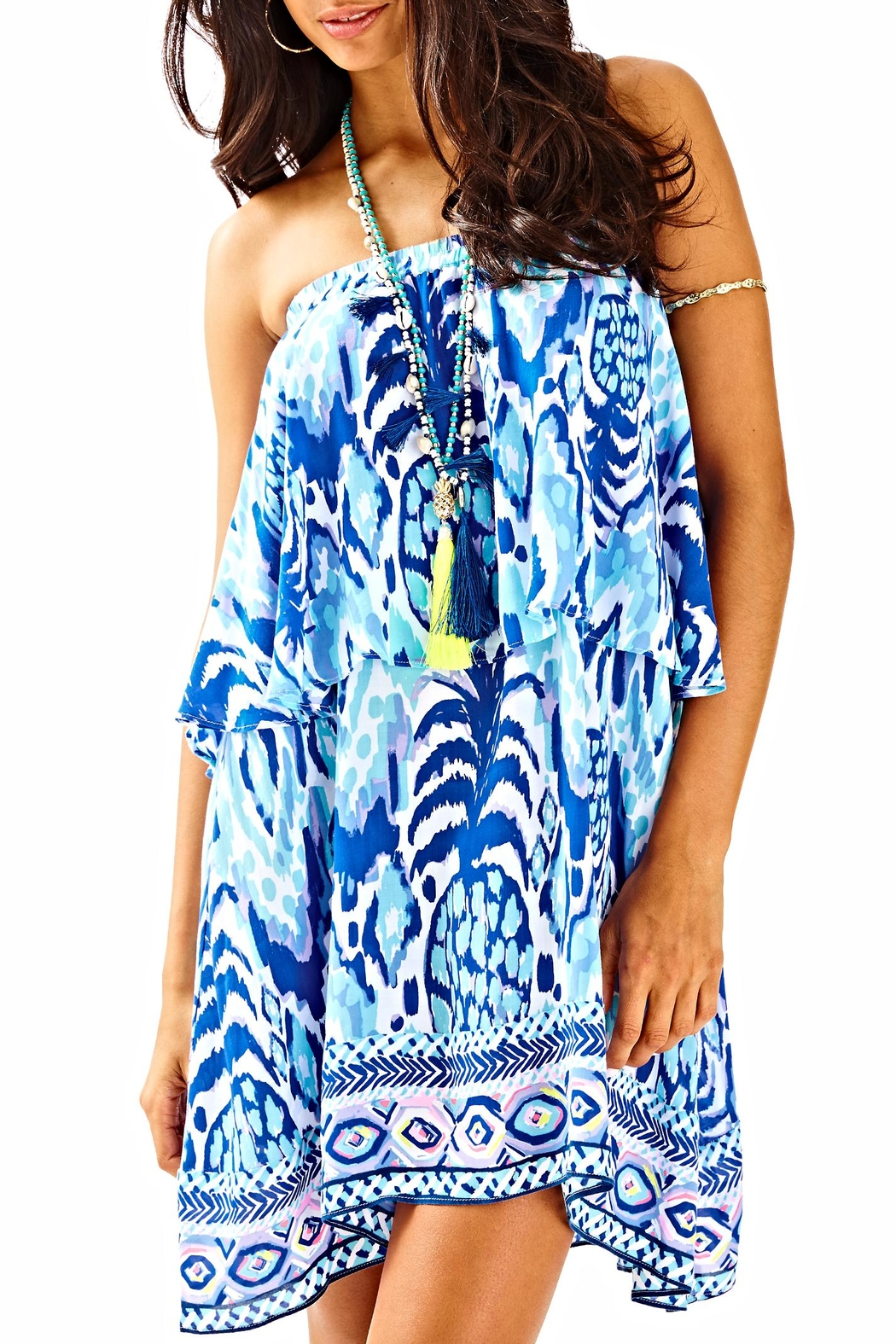 Lilly Pulitzer Quincy Swing Dress - Main Image