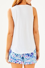 Lilly Pulitzer Raisa Top - Front full body