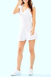 Lilly Pulitzer Rally Tennis Dress - Back cropped