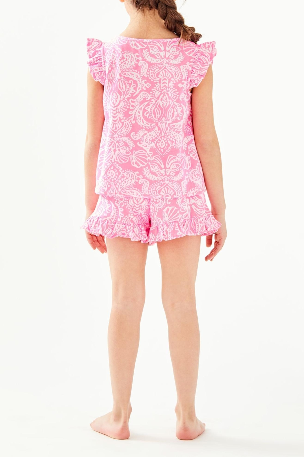 Lilly Pulitzer Ramira Set - Side Cropped Image
