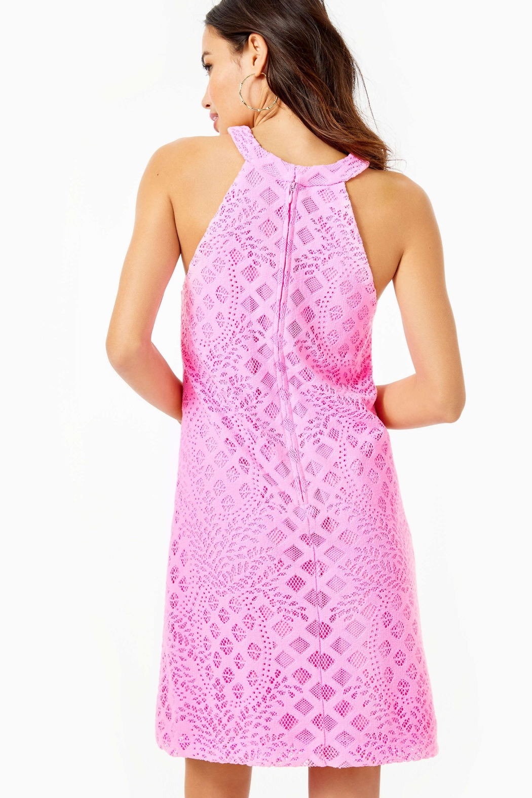 Lilly Pulitzer Rayanne Shift Dress - Front Full Image