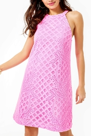 Lilly Pulitzer Rayanne Shift Dress - Front cropped