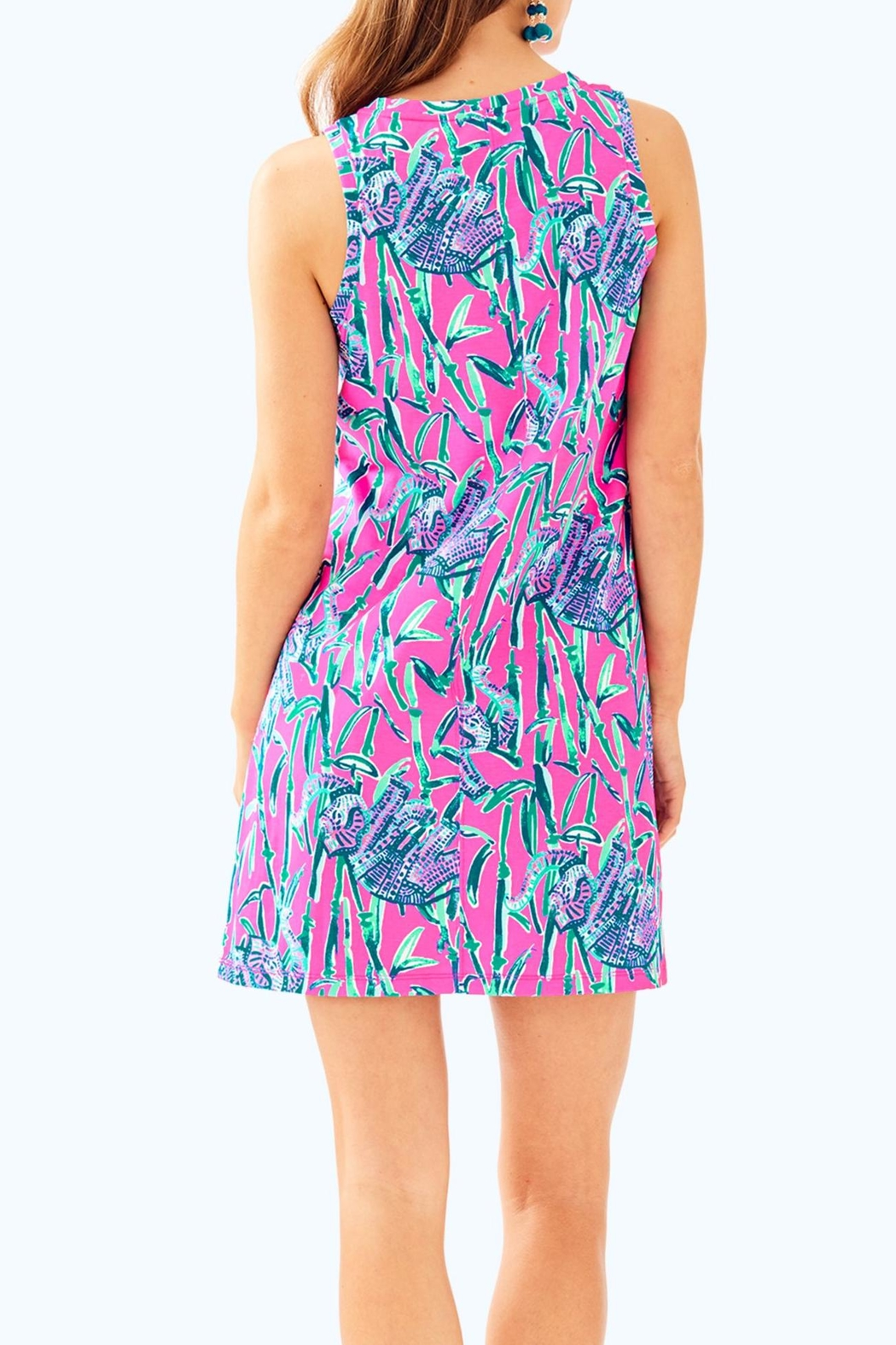 Lilly Pulitzer Raylee Dress - Front Full Image