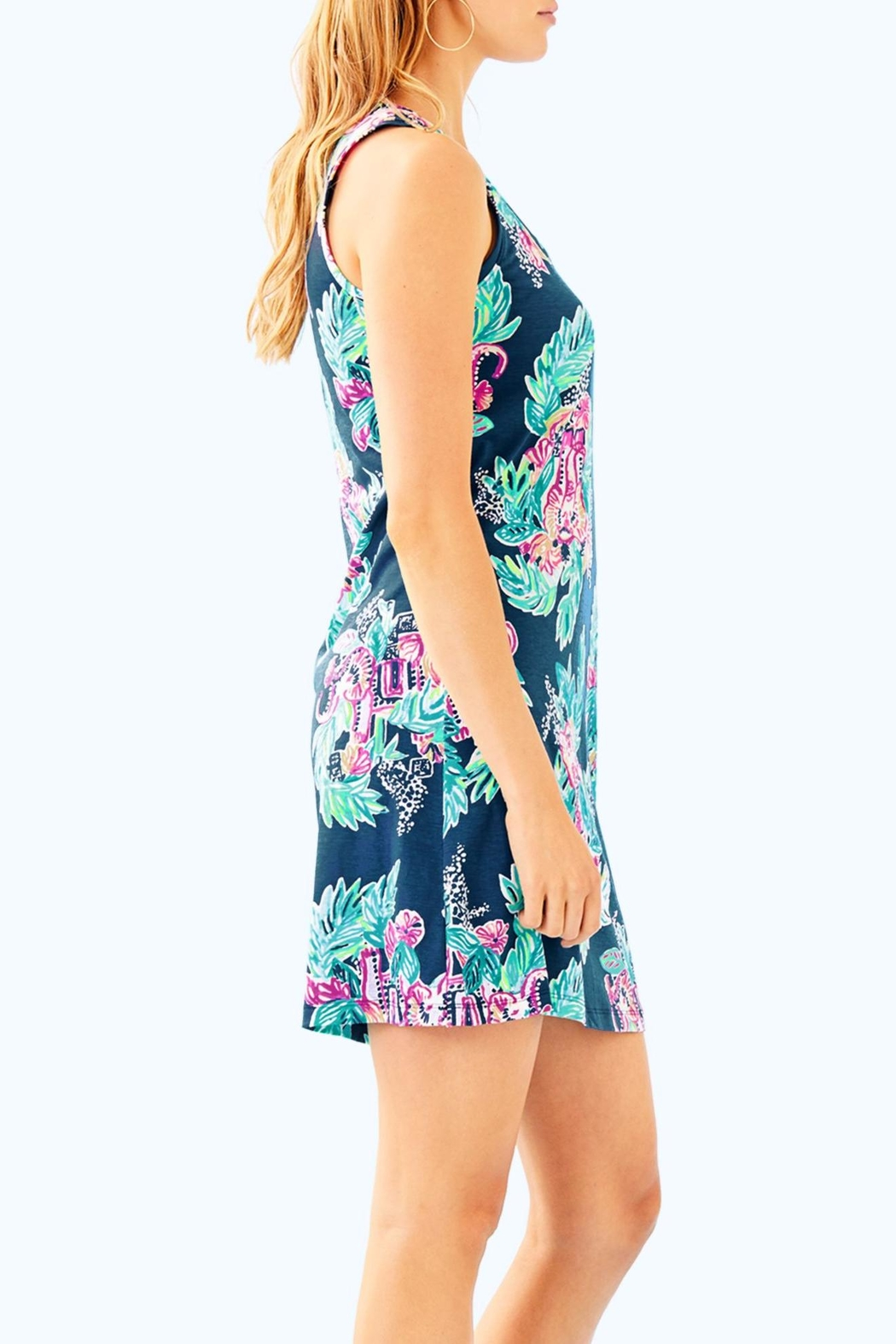 Lilly Pulitzer Raylee Dress - Side Cropped Image
