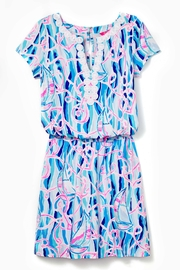 Lilly Pulitzer Reble Skort Romper - Product Mini Image