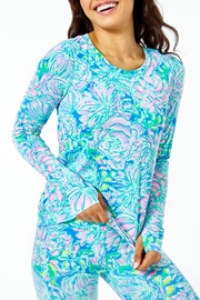 Lilly Pulitzer Luxletic Renay Sunguard - Product Mini Image