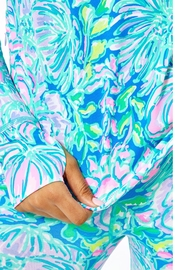 Lilly Pulitzer Luxletic Renay Sunguard - Side cropped