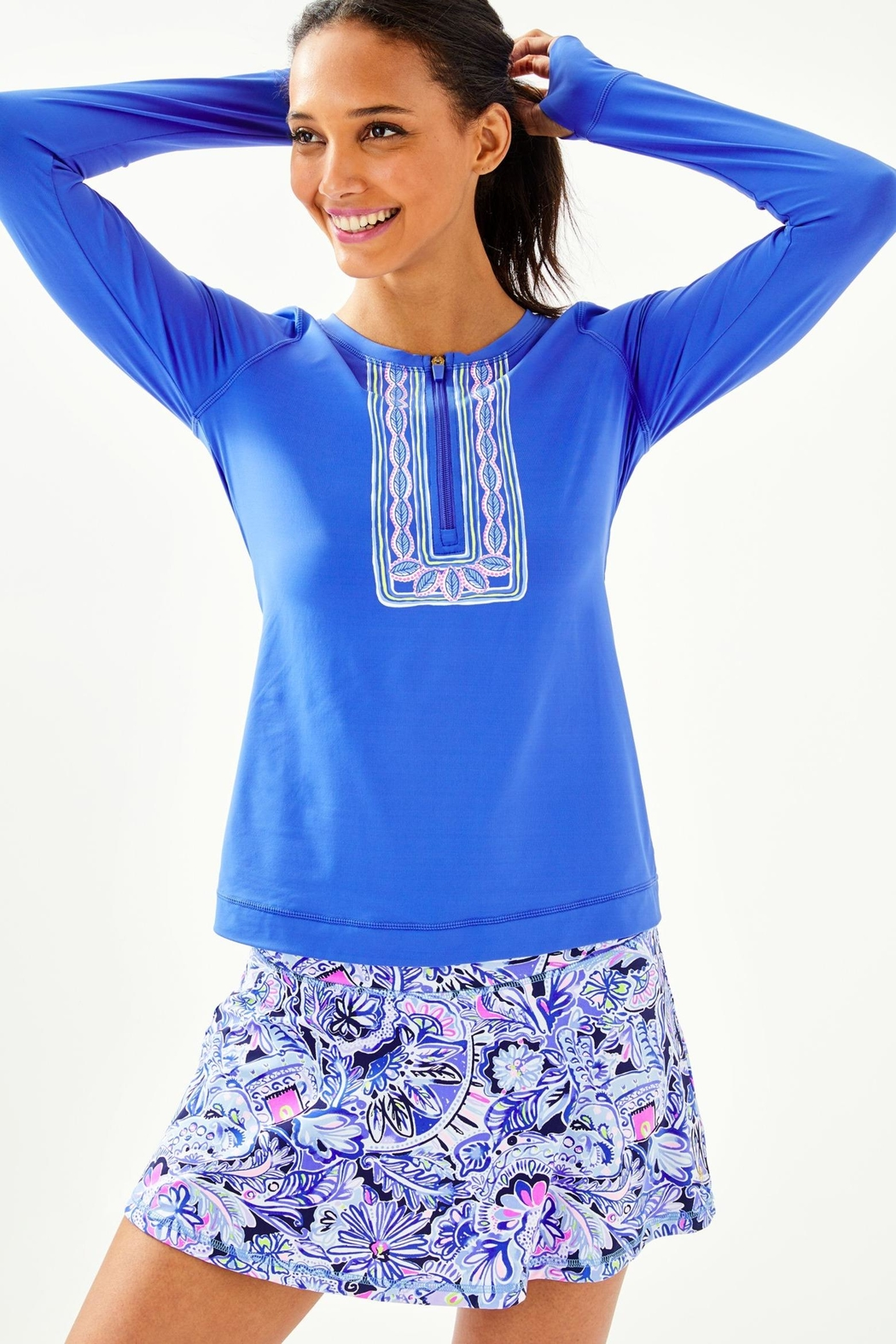 Lilly Pulitzer Renay Sunguard - Main Image