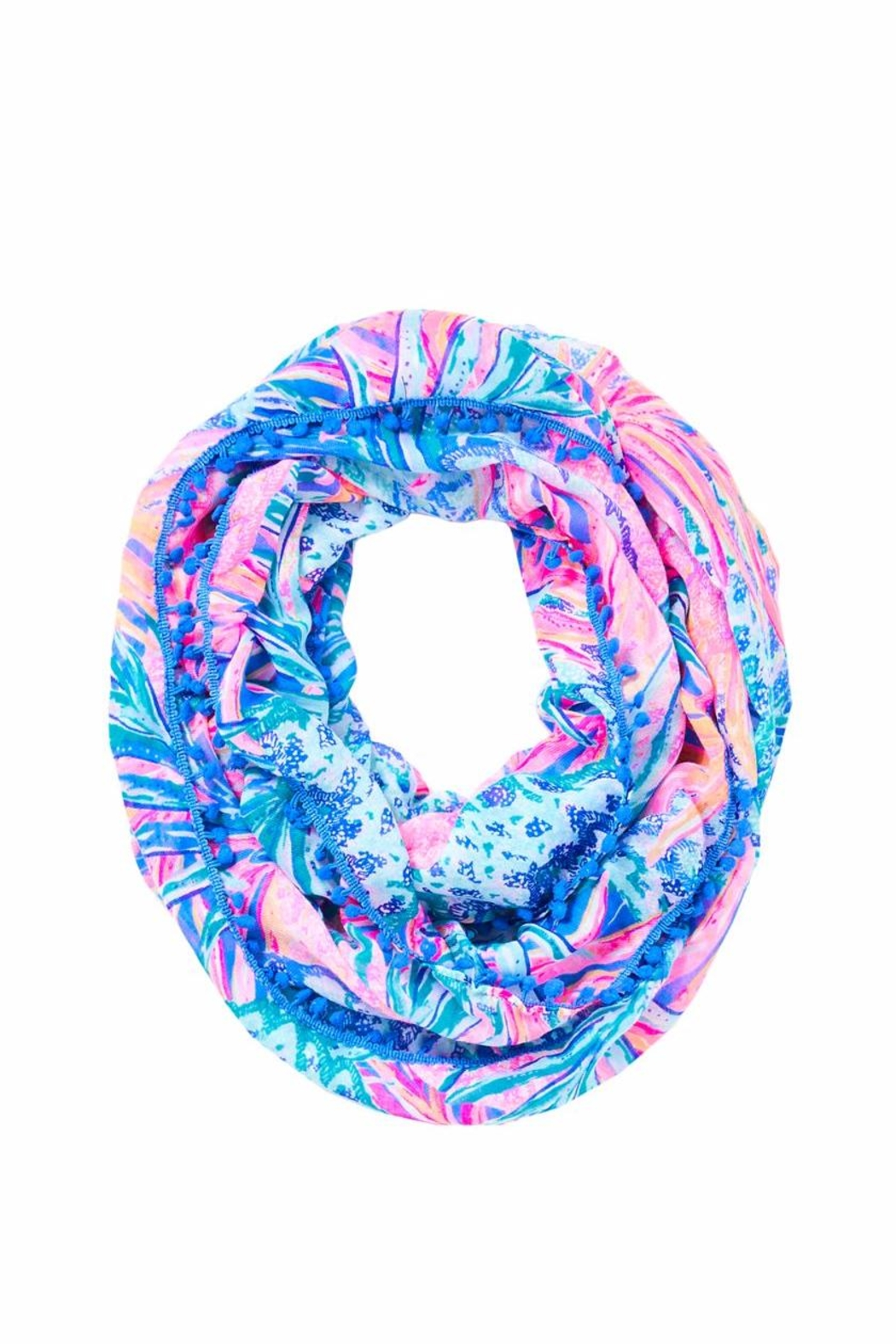 Lilly Pulitzer Resort Infinity Scarf - Main Image