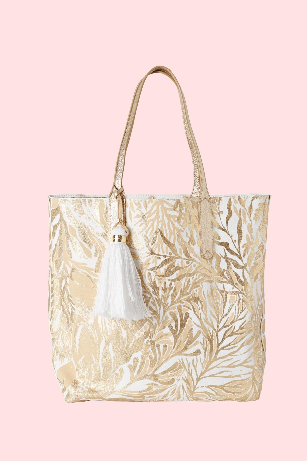 Lilly Pulitzer Reversible Shopper Tote - Main Image