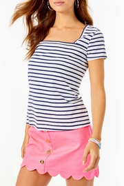 Lilly Pulitzer Rexa Top - Product Mini Image