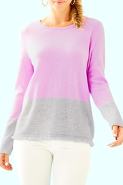 Lilly Pulitzer Rica Cashmere Sweater - Product Mini Image