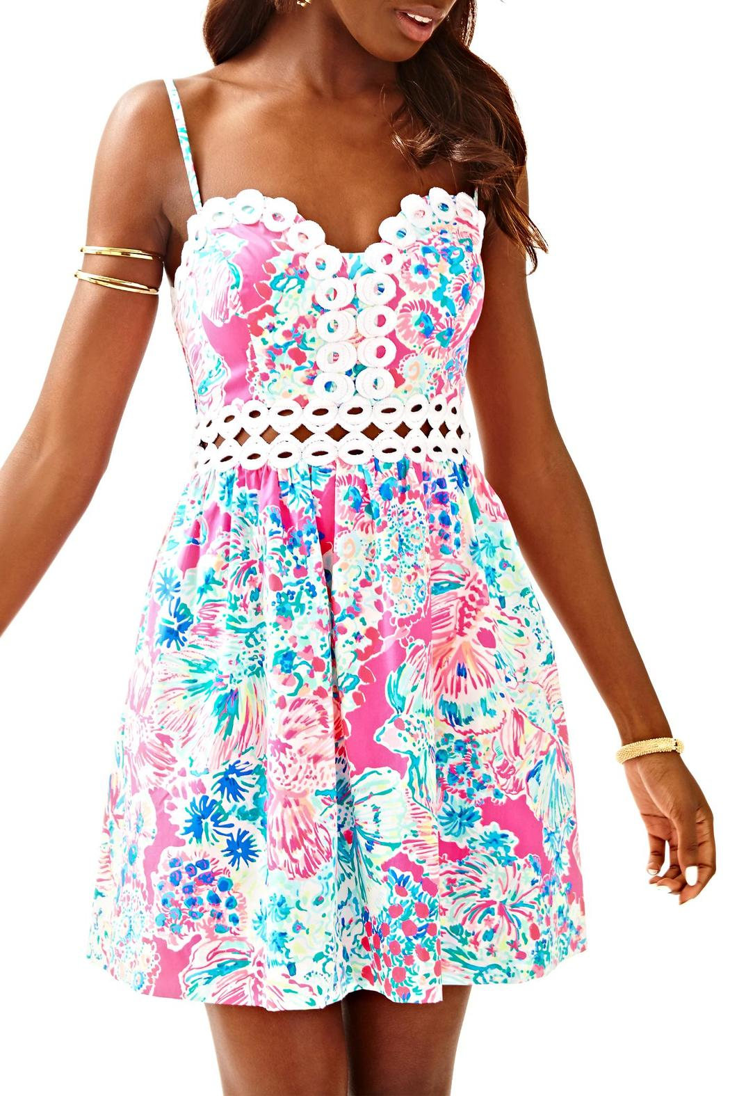 8320e1a421b Lilly Pulitzer Rika Fit   Flare Dress from Sandestin Golf and Beach ...