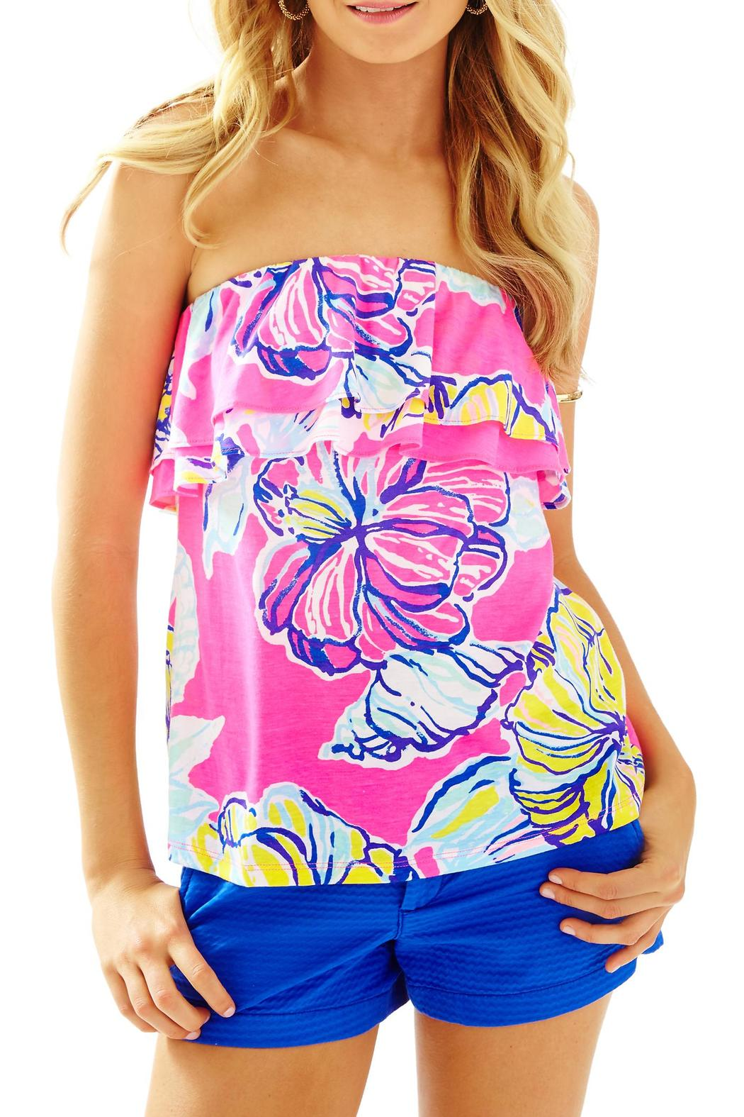 43a057905b Lilly Pulitzer Rilo Tube Top from Sandestin Golf and Beach Resort by ...