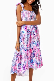 Lilly Pulitzer Rivera Midi Dress - Product Mini Image