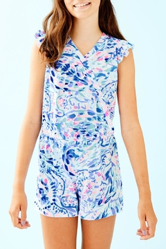 Lilly Pulitzer Rommee Romper - Product List Image