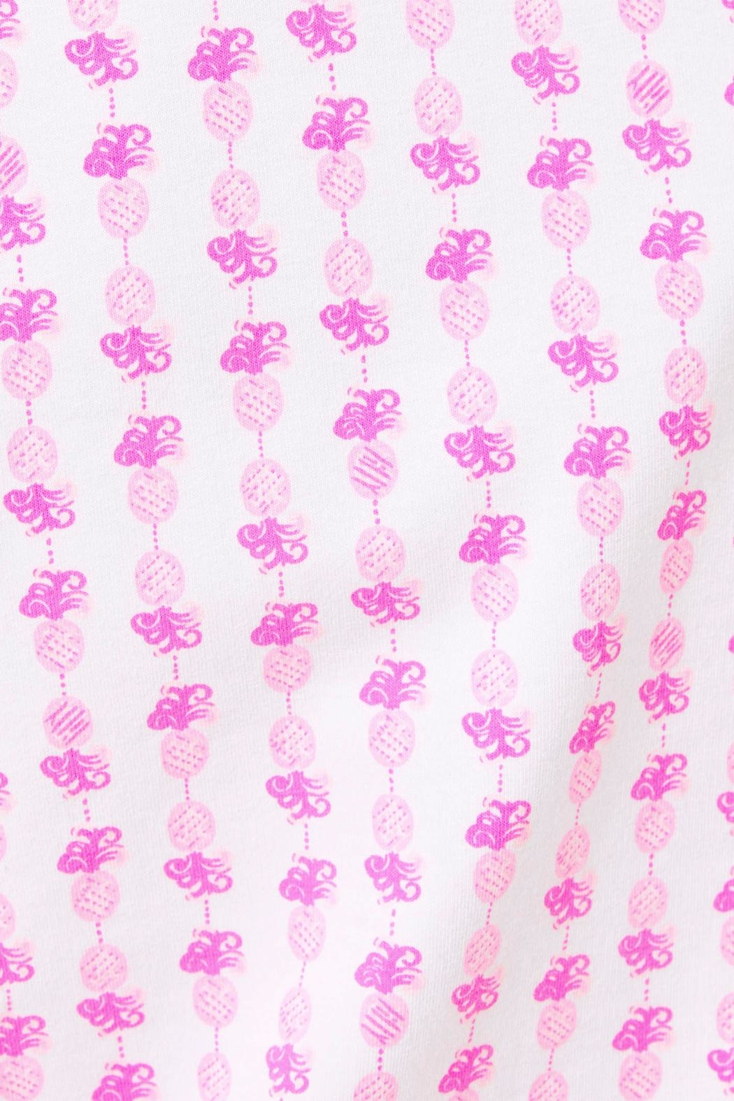 Lilly Pulitzer Ronan Cropped-Popover Upf-50+ - Back Cropped Image