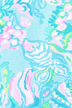 Lilly Pulitzer Ronan Cropped Popover Upf 50+ - Alternate List Image