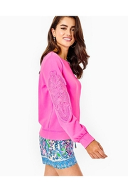 Lilly Pulitzer Rooney Sweatshirt - Side cropped