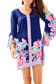 Lilly Pulitzer Rosalia Silk Dress - Product Mini Image