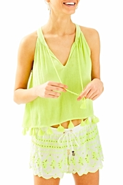 Lilly Pulitzer Roxi Top - Product Mini Image