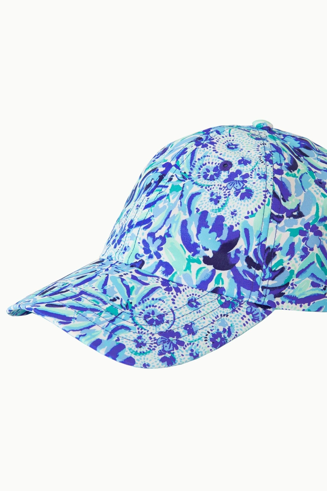 Lilly Pulitzer Run Around Hat - Side Cropped Image