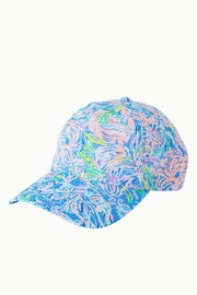 Lilly Pulitzer Run Around Hat - Front cropped