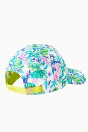 Lilly Pulitzer Run Around Hat - Front full body