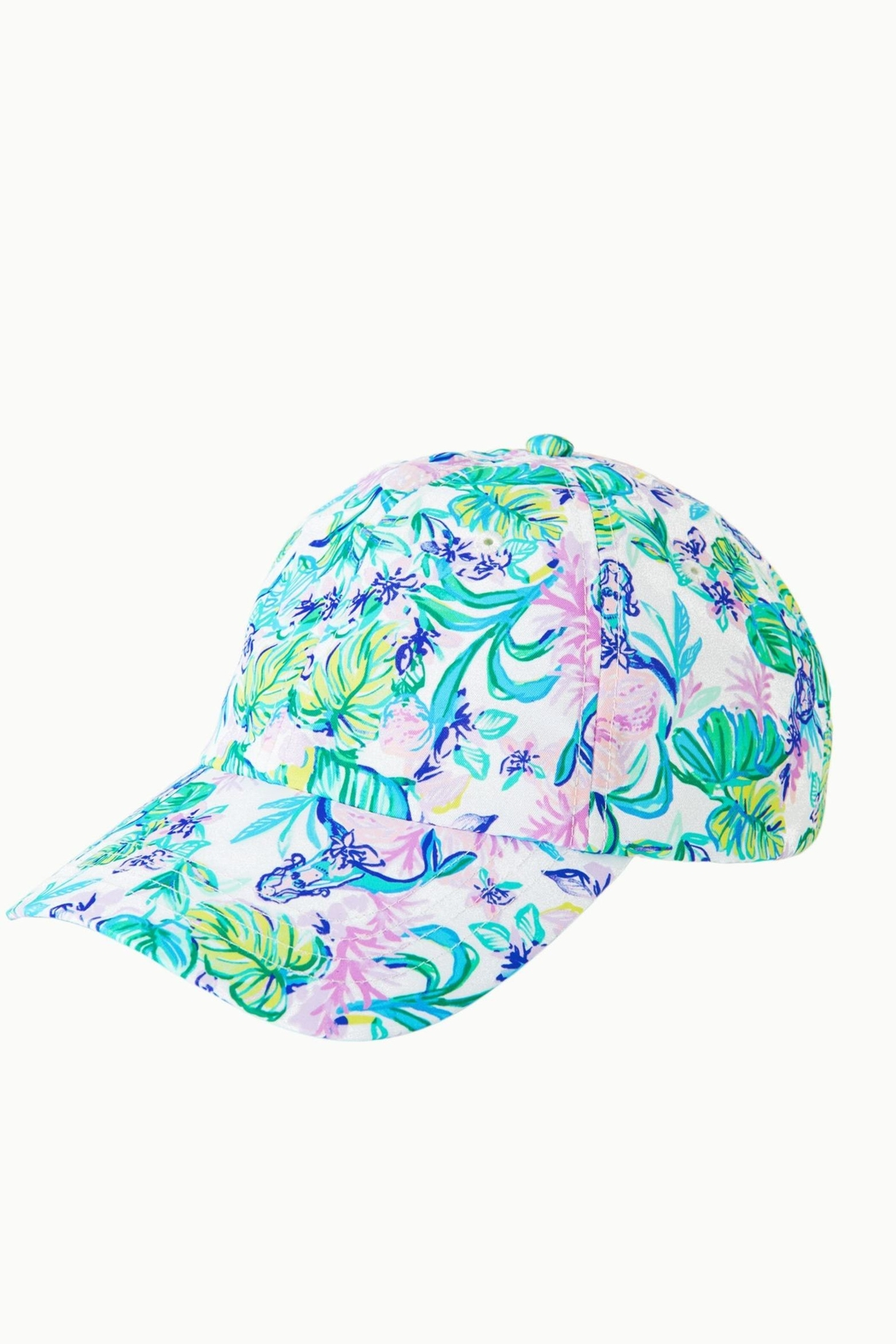 Lilly Pulitzer Run Around Hat - Front Cropped Image