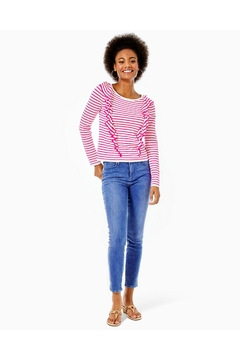 Lilly Pulitzer Ruth Striped Sweater - Alternate List Image