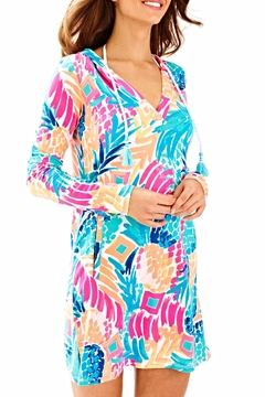 Lilly Pulitzer Rylie Cover-Up Dress - Product List Image