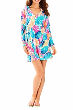 Lilly Pulitzer Rylie Cover-Up Dress - Alternate List Image