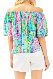 Lilly Pulitzer Sain Top - Front full body