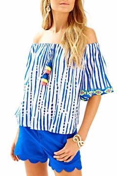 Lilly Pulitzer Sain Top - Product List Image