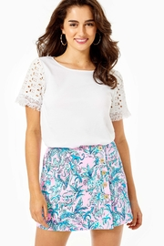 Lilly Pulitzer Sally Skort - Product Mini Image