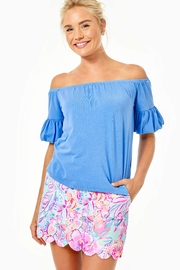 Lilly Pulitzer Samia Top - Product Mini Image