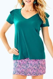 Lilly Pulitzer Samira Top - Product Mini Image