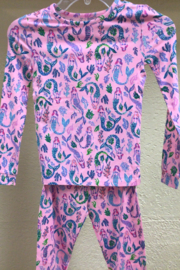 Lilly Pulitzer Sammy Pajamas Snug-Fit - Front cropped