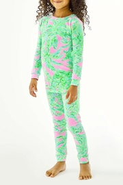 Lilly Pulitzer Sammy Pajamas Snug-Fit - Product Mini Image