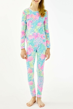 Lilly Pulitzer Sammy Pajamas Snug-Fit - Product List Image