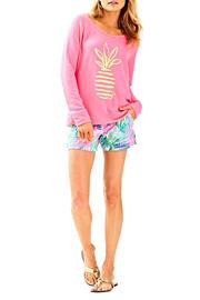 Lilly Pulitzer Sandy Popover Pullover - Product Mini Image