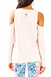 Lilly Pulitzer Sandy Pullover Top - Front full body