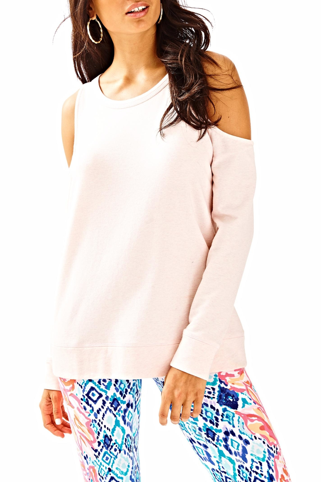 Lilly Pulitzer Sandy Pullover Top - Main Image