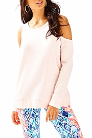 Lilly Pulitzer Sandy Pullover Top - Product Mini Image