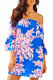 Lilly Pulitzer Sanilla Silk Dress - Front cropped