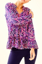 Lilly Pulitzer Savanna Top - Product Mini Image